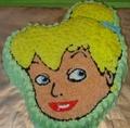 Tinker Bell Face